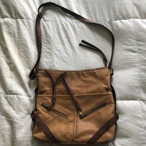 lucky brand cross body bag
